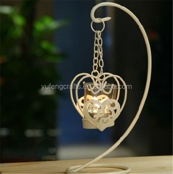 Hanging Candle Holder for coffee shop decoration