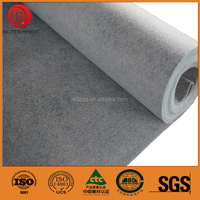 1.2.mm breathable roofing underlayment HDPE polythene waterproof membrane