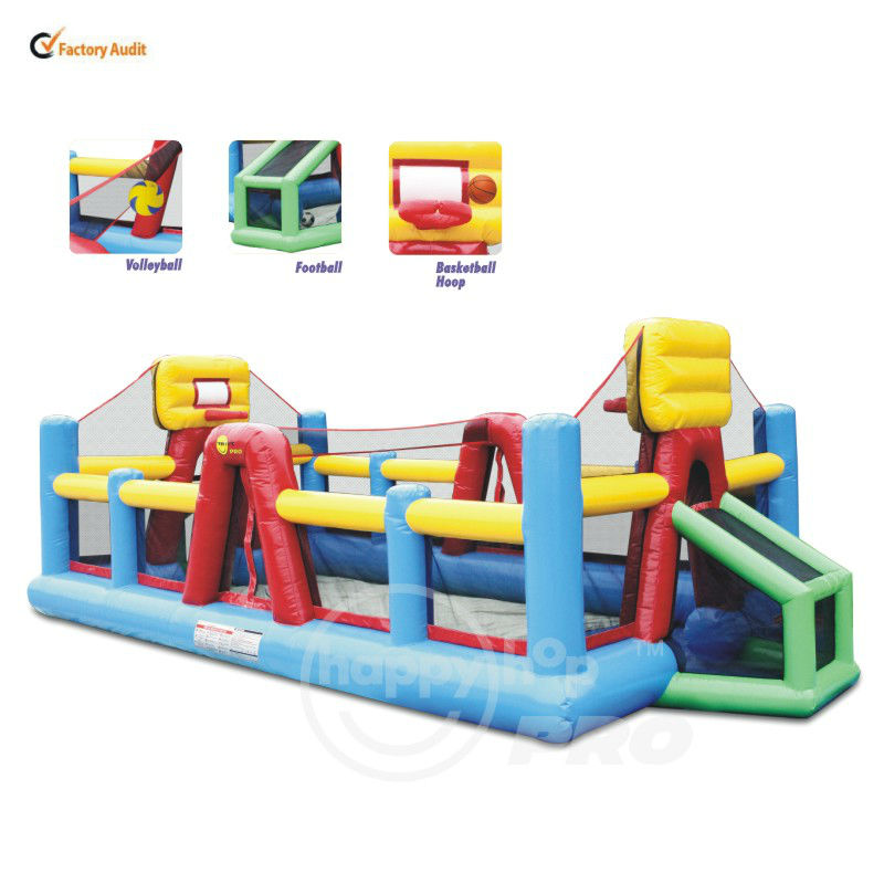 Happyhop Inflatable Zone-1028 Sports Zone