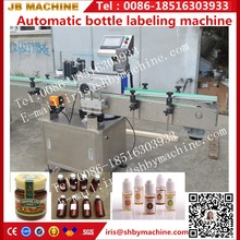 2017 Shanghai water bottle automatic labeling machine with ce (have in store)