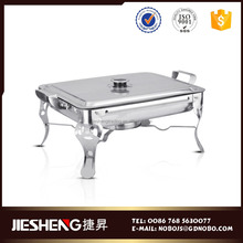China supplier Double handle buffet pot for Restaurant for hotel