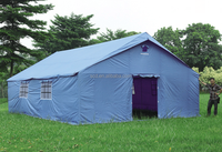 Durable Camping Tent With Door And Windows
