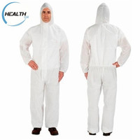 Disposable PP Coverall Uniform, Fashion Hot Style Work Clothes