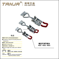 Screw Type Clamps Horizontal Toggle Clamp