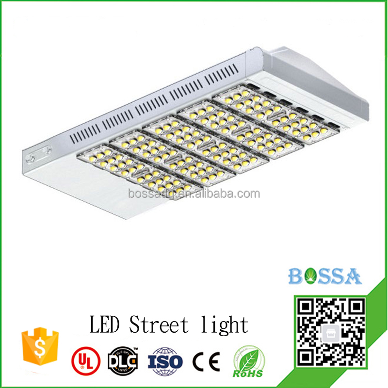 200W LED street light CE/RoHS IP 65 Aluminum 120lm/w with good price 5 years warranty led street light