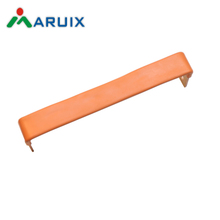 Power car battery laminated copper busbar flexible shunts