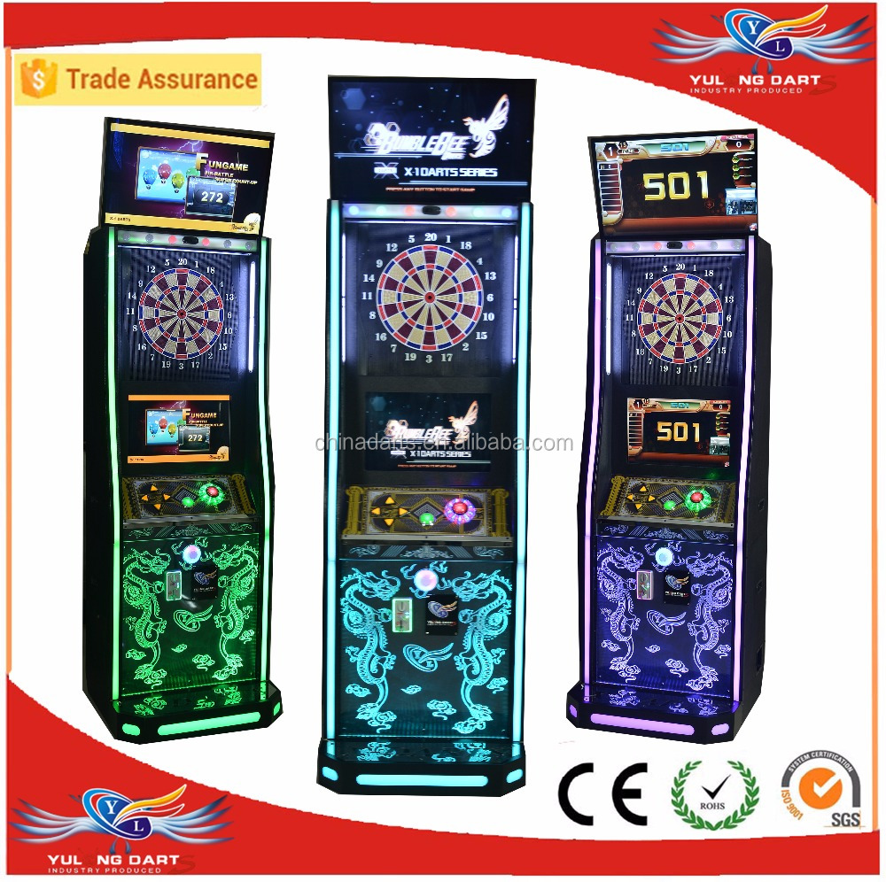 stylish arcade dart machine