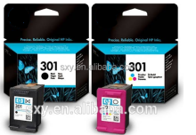 Printer Ink Refill For HP 301 Black, Color Ink Cartridge