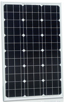 2015 green marketing solar panel glass 65w mono pv solar panel