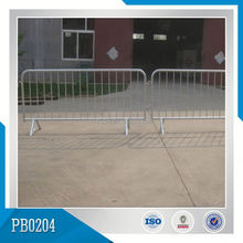 Galvanized Steel Pedestrian Safety Crash Barrier For South America