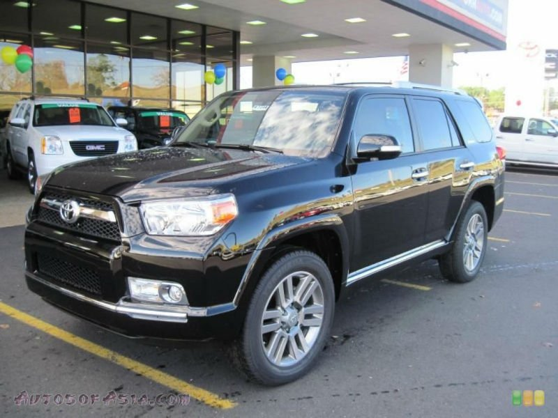 2011 Toyota 4Runner armored B6 bullet proof armoured bulletproof