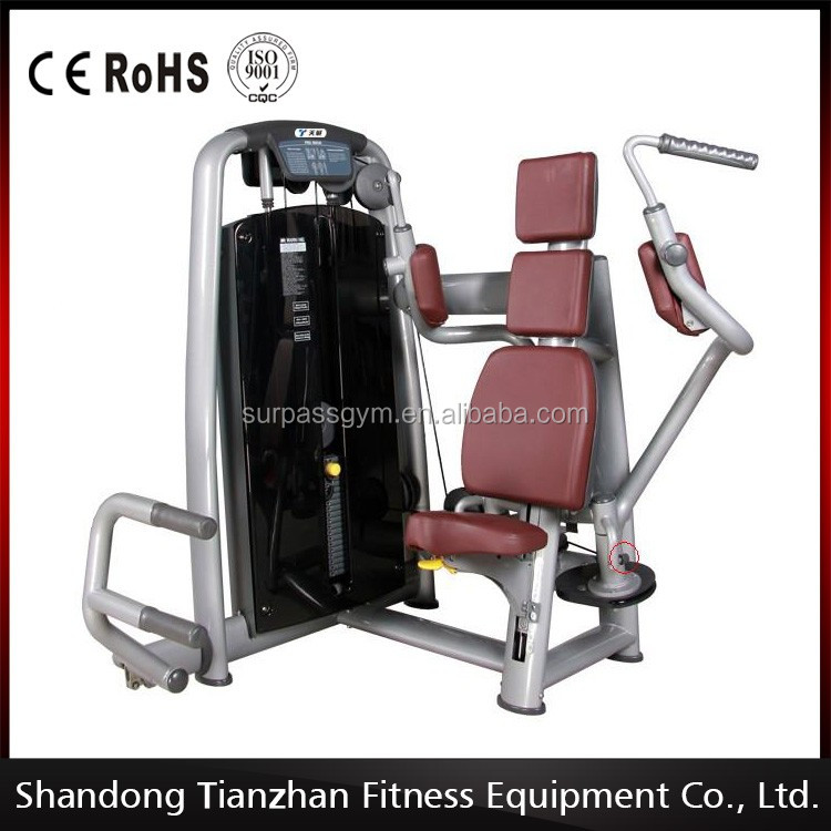 Pectoral fly tz-6007/heavy duty equipment/high power fitness equipment