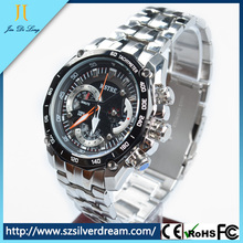 cheap goods from China imported quartz watch stainless watches men
