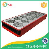 Apollo 4 6 8 12 16 18 20 led grow light double spectrum to greenhouse horticulture used led grow light