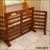 Wood fencing for dogs large dog house Homex_BSCI