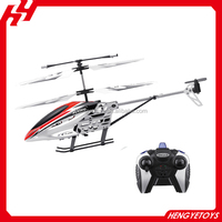 Popular 2-channel metal frame rc helicopter free with light BT-000220