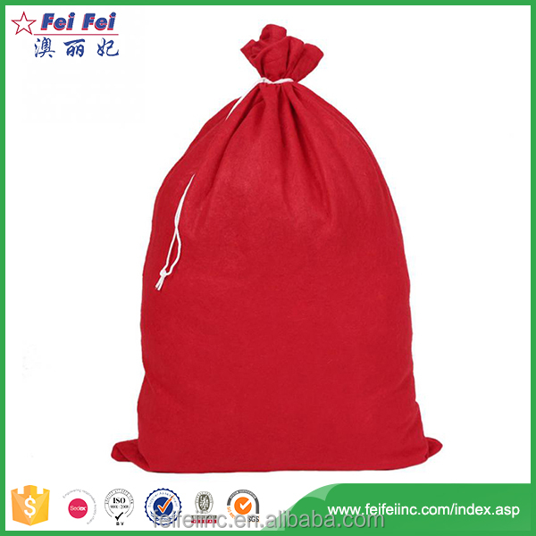 Good quality most popular cotton flour bags for sale