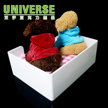 UNIVERSE Hot Sale Luxury Lucite dogs acrylic accessories