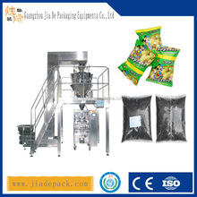 Ten-Heads Automatic Packing Pouch Machine
