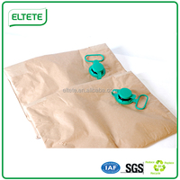 factory directly sale shipping packaging brown kraft paper stuff void fill air bag for container with good price