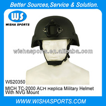 Custom MICH TC-2000 ARC Replica Military Helmet With NVG Mount Military Helmet