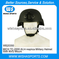 MICH TC-2000 ARC Replica Military Helmet With NVG Mount Military Helmet