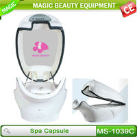 1039C Top Quality Spa Capsule Machine For Full Body Relaxation Detox
