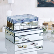 Wide Varieties Ornamental Delicate Colors Brand Name Jewelry Box