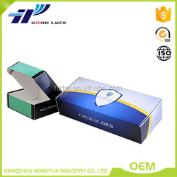 Alibaba China Wholesale Customized High Quality Printed Paper Packaging Folding Box for Multimedia, Software & Electronics