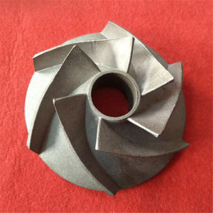 lost -wax casting with Machinery part manufacturers stainless steel impeller Pump impeller