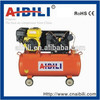 5.5HP portable petrol engine gasoline air compressor 50L/100L