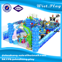 Wholesale amusement park indoor playground commercial used safe indoor playground toddler jungle gym