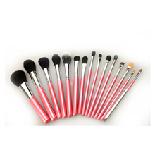Wholesale cheap synthetic makeup brush 15pcs makeup brush set