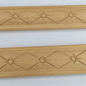 solid wooden decorative moulding
