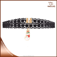 Fashion Accessory Christmas Choker Neklace