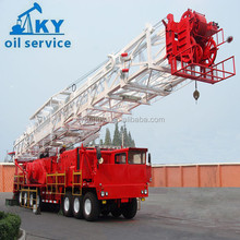 xj550 oil well workover drilling rig