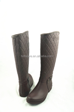 Hot Sale lovely and beautiful women plastic rain boots