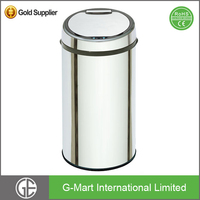 Touchless Stainless Steel Household Sensor Rubbish Bin Waste Bin