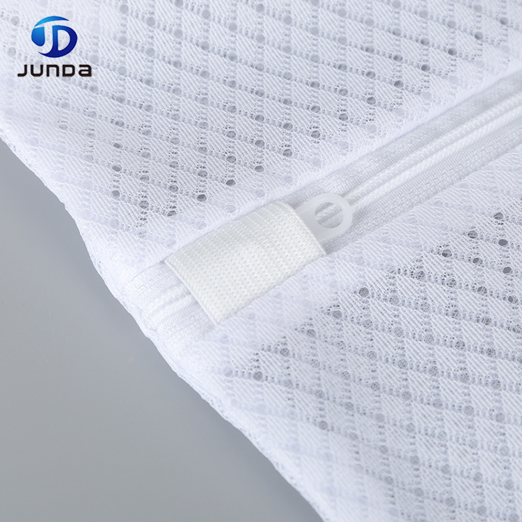 Fine Mesh Laundry Bag for Washing Machine with Shirts T-shirts Underwear Bras and Socks