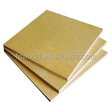 18mm poplar core C+ finnish birch plywood for furniture/floor