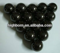 Precision silicon nitride ceramic ball