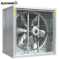 750mm(24inch) Centrifugal Push-pull type Exhaust Fan