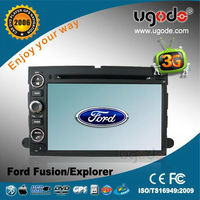 ugode for Fusion/Explorer Dash in Car Digital TV AD-6235