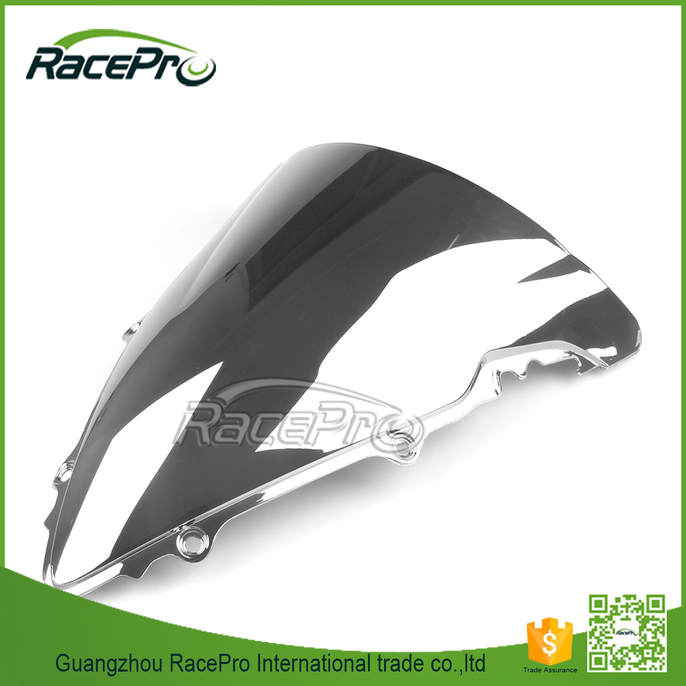 Double Bubble Motorbike Windshield Fairing for Yamaha YZF R6 (2003-2005)