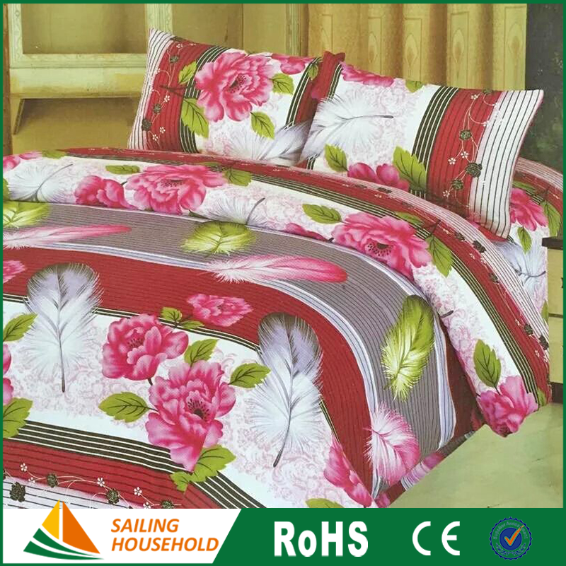 Long lasting cotton hospital bed sheet, romantic bed sheet, patch work bed sheets