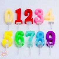 Party Supplies Happy Birthday Letter Candles