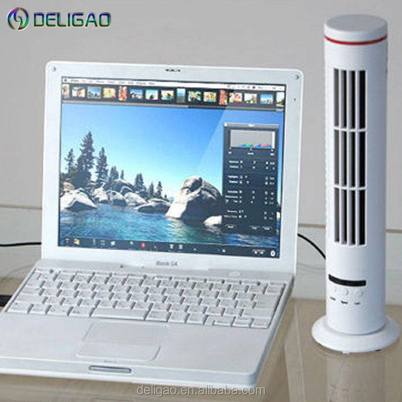 hot sale 2017 home appliance mini portable air conditioner USB tower fan