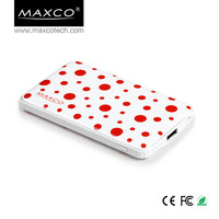 MAXCO LED indicator universal mobile phone power bank & tablet PC power pack