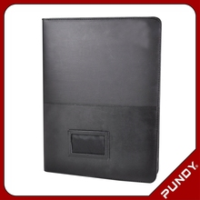 OEM wholesale pu mens document file case A4 leather document case