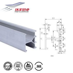 China Factory Customized Aluminum Mount Rail for PV Solar Panel Mounting System